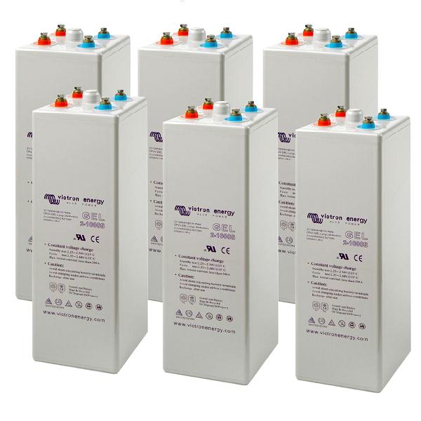 Bateria victron 2v 800ah para casas - Bateria para casa ...