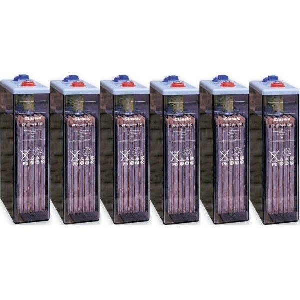 baterias estacionarias de plomo
