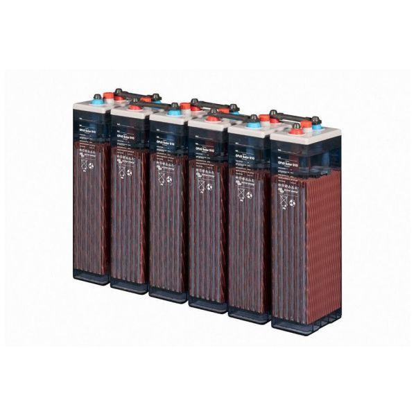Bateria estacionaria para casa 2v 3040ah plomo opzs solar - Bateria para casa ...