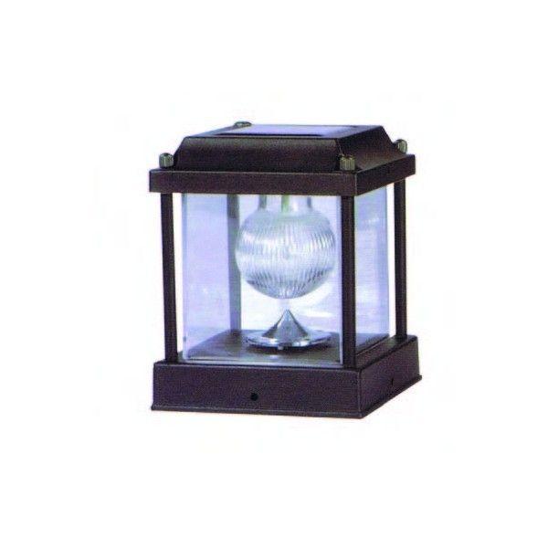 Iluminaci n jard n de led fotona fotj018c - Iluminacion solar de jardin ...