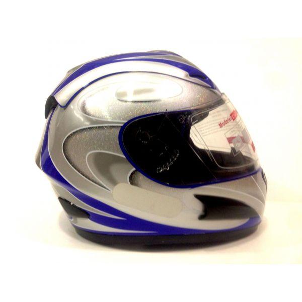 c115dd2b473ce Casco para Moto Fotona Rojo y Gris - Tutiendaenergetica.es