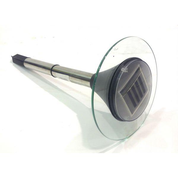 Iluminaci n jard n de led fotona hyc 09084 - Farol solar para jardin ...
