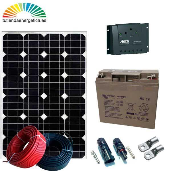 kit solar fotovoltaico barato