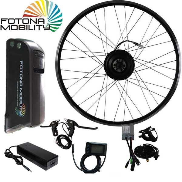 Kit bicicleta electrica 36V