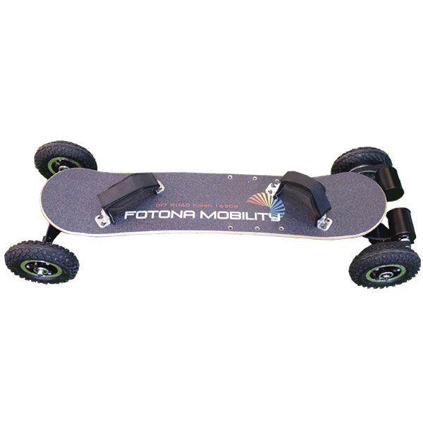 skate con dos motores