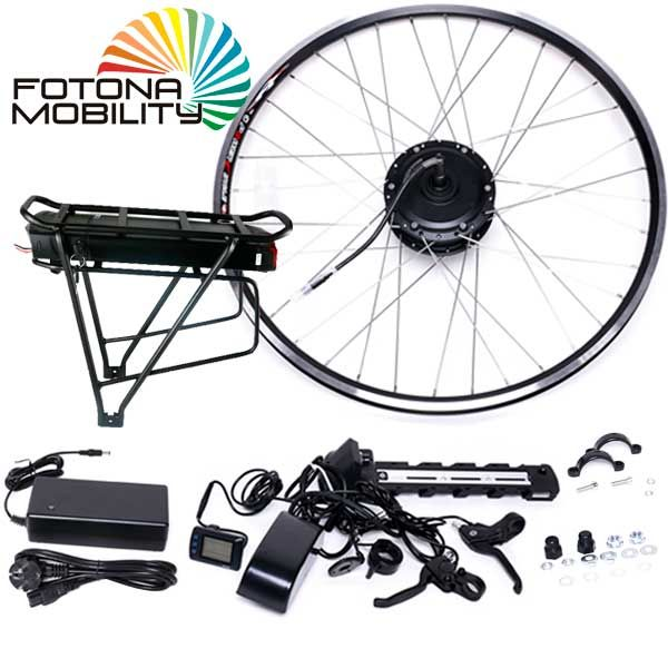 Comprar kit de motor electrico barato para bicicleta ...