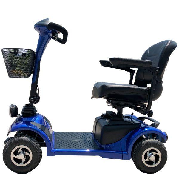 scooter 4 ruedas motor