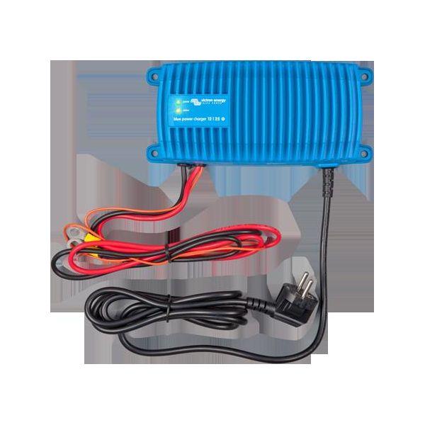 Cargador de batería test dispositivo Fronius acctiva Smart 25a 6v//12v//24v