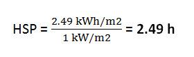 calculo solar