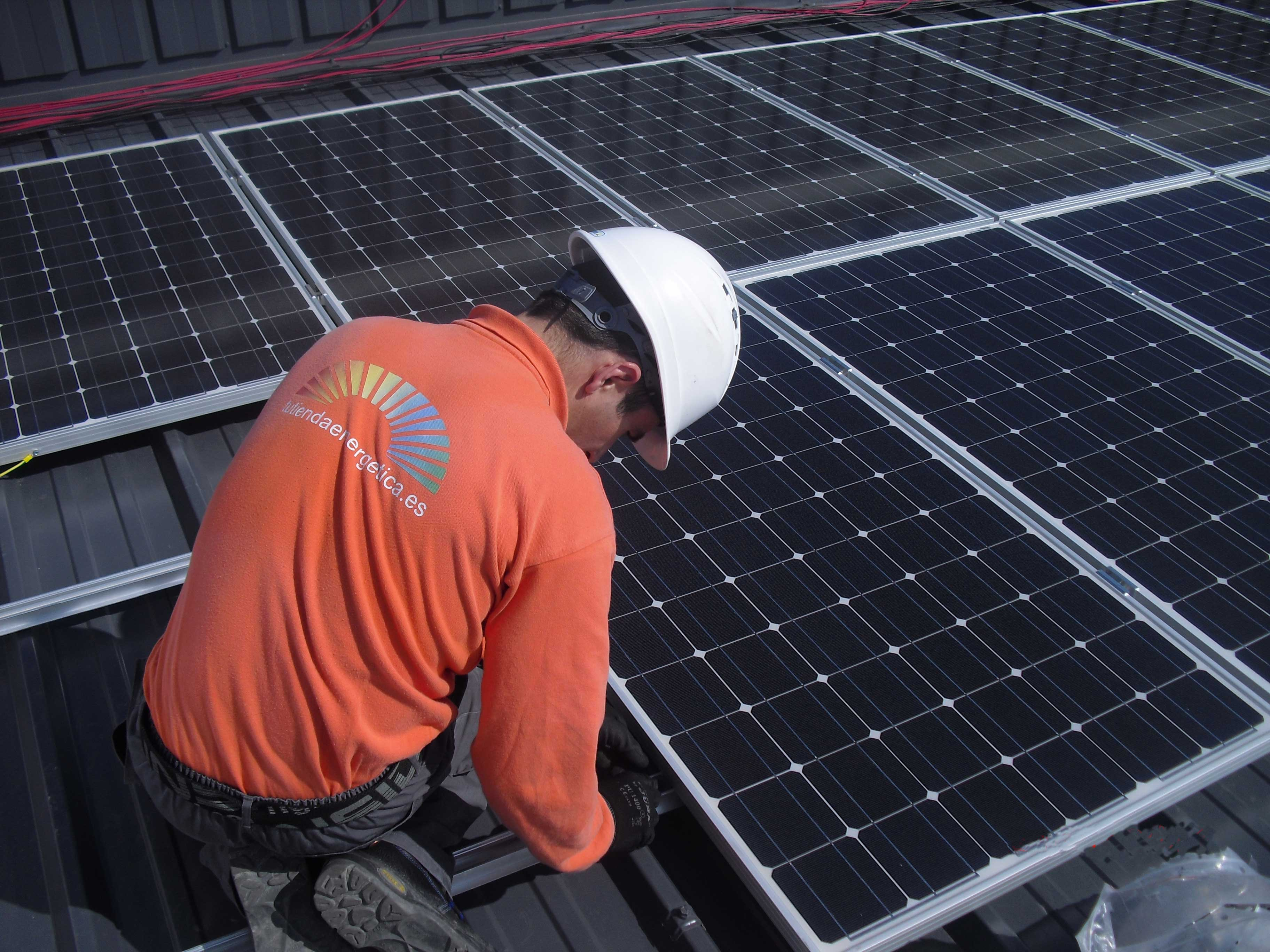 instaladores kit solares españa