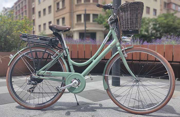 bicicleta-ciudad-electrificada-250W