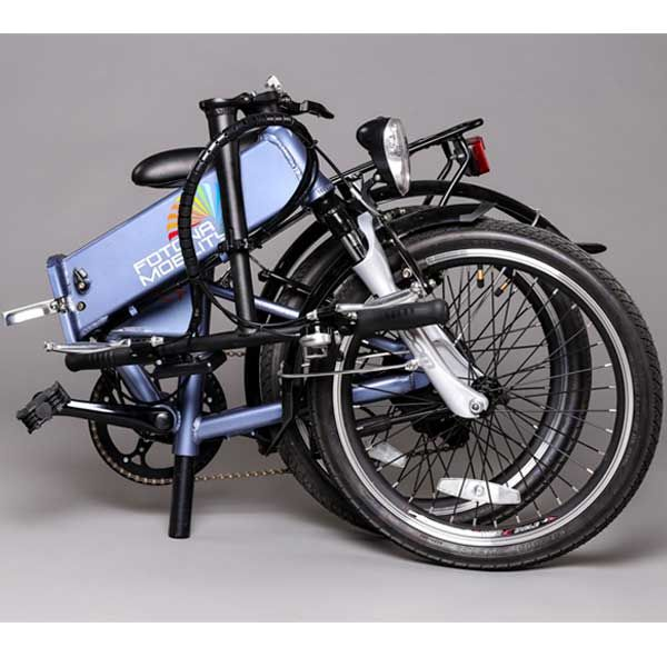 ejemplo bicicleta electrica plegada