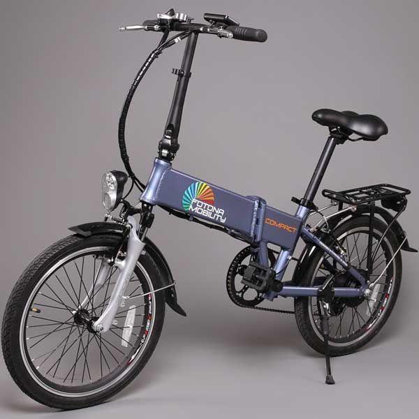 bicicleta plegable barata bateria litio