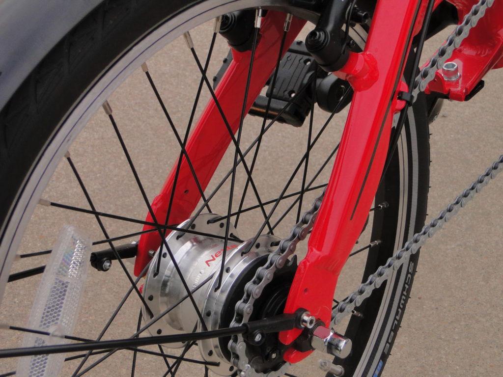 kit electrico bicicleta rueda delantera