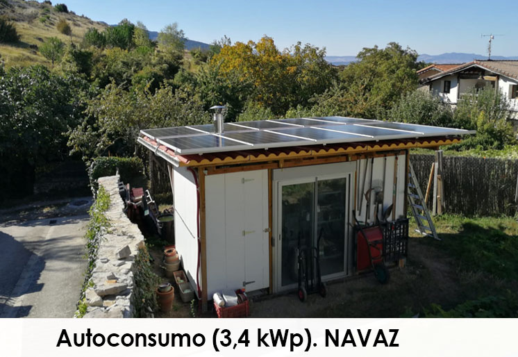 Instalacion solar autoconsumo Navarra