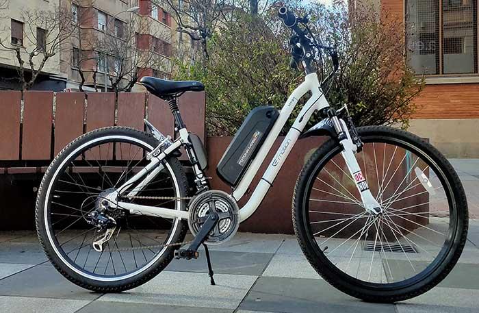 bici montaña BH emotion electrificada