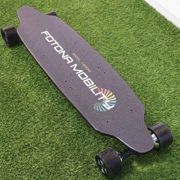 skate electrico con mando