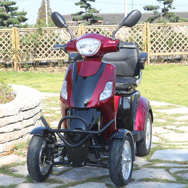 scooter movilidad reducida potencia