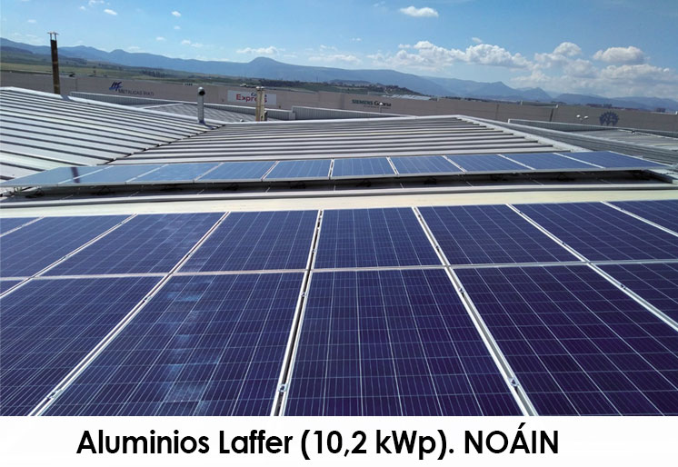 empresa placas solares navarra