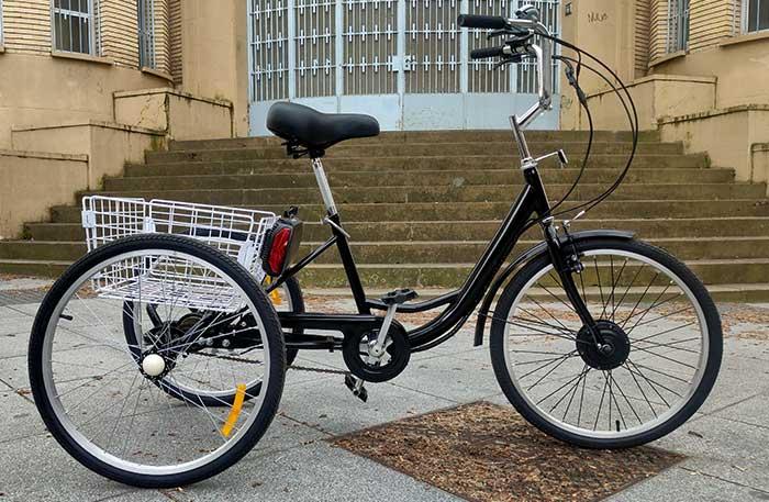 triciclo adultos motor barato