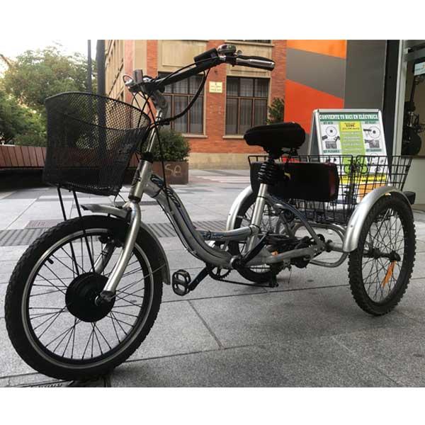 triciclo con motor electrico